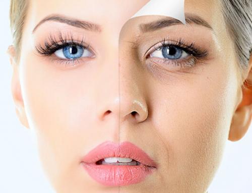 Beneficiile pentru piele  de la administrarea polenului de pin.